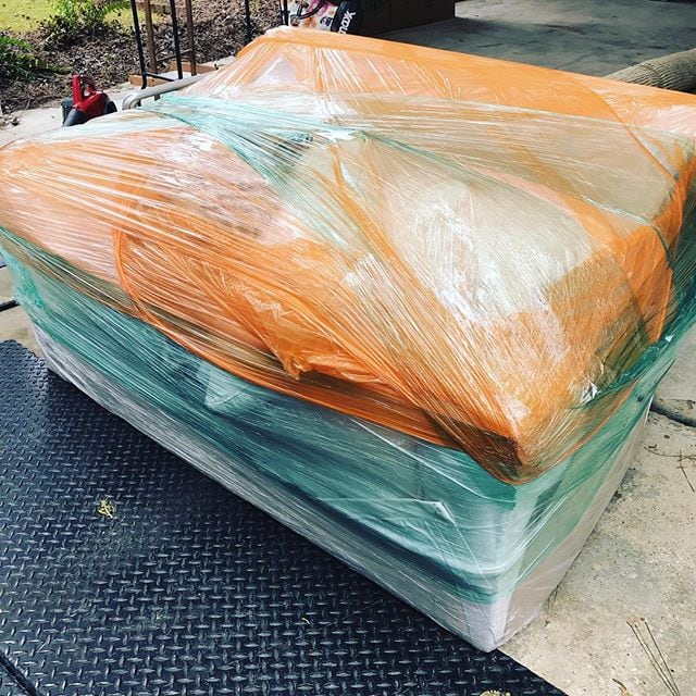 Well Packaged Furniture to move